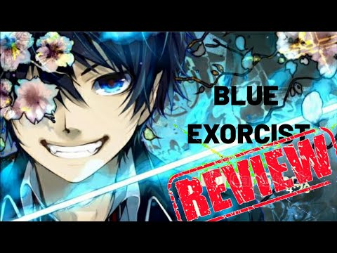 BLue Exorcist Review In Hindi