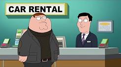 Family Guy - Car Rental (NPR Parody)