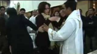 Fr Fernando Suarez Healing