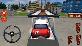 Extreme Car Transporter Trailer 2018 | Android/ios Gameplay 2018