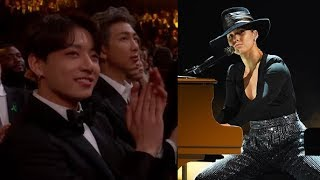 Famous People Reacting to Alicia Keys!!!! (BTS, Taylor Swift, Beyoncé...)