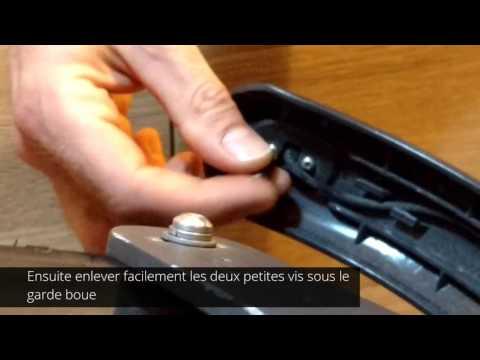 Protège câble feu arrière Trottinette XIAOMI M365