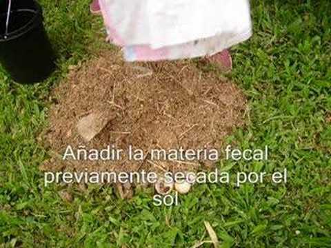 Como hacer compostera y abono organico en 14 21 dias youtube - Abono organico para plantas ...