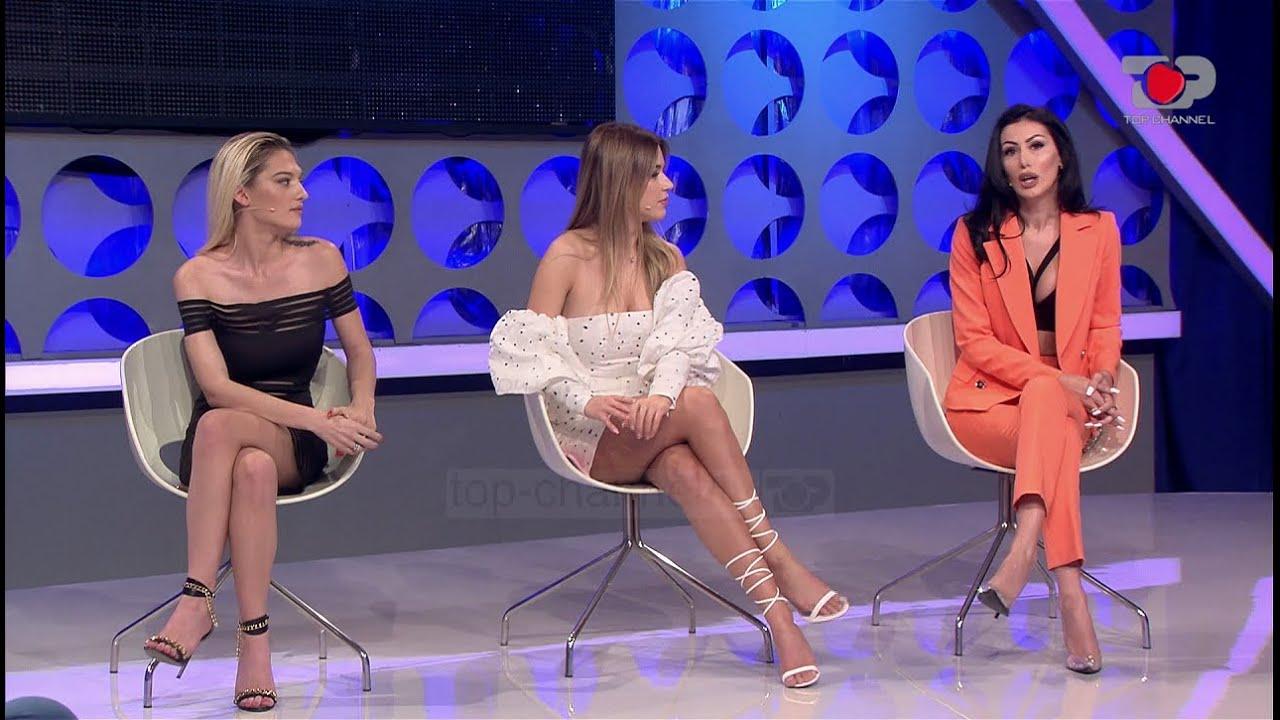 Vajzat e sezonit të 1 përballen me vajzat e sezonit të 2 të Përputhen - YouTube
