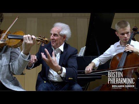 "191026.2 Beethoven: String Quartet No. 11 ""Serioso"" - 1st Movement"