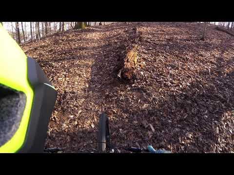 MTB Hunting Arrow Trail @ Issaqueena (Clemson Experimental Forest) - Raw