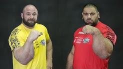 Dave Chaffee enters TOP8 to beat Levan Saginashvili (Georgian Hulk)