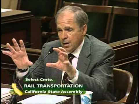 Assembly Select Committee on Rail Transportation 10/22/2009