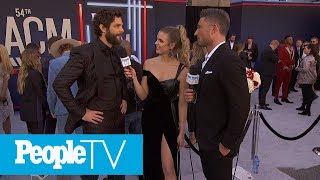 Thomas Rhett On Shooting The 'Look What God Gave Her Video' With His Kids | PeopleTV Video
