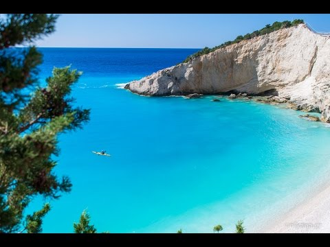 Best beaches on amazing Lefkada, Greece!