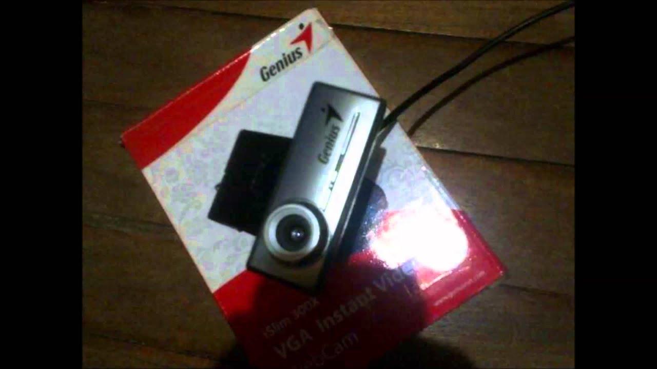 Для islim 321r genius камеры драйвер
