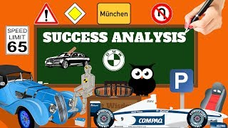 SUCCESS ANALYSIS: BAYERISCHE MOTOREN WERKE AG - BMW | ALL YOU NEED TO KNOW