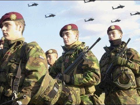 Dutch Hell March - Royal Dutch Armed forces - Nederlandse Leger