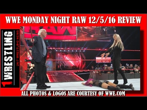 Wwe monday night raw 12 6 16 review recap and full - Monday night raw images ...