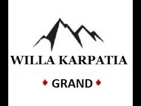 Willa GRAND Karpatia Tatry zimą - pensjonat Murzasichle - bajeczny warunki w górach