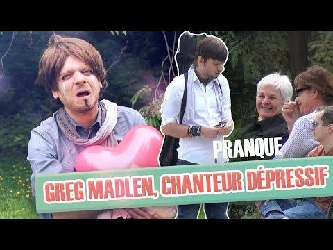 Pranque : Greg Madlen, chanteur dépressif - Le festival