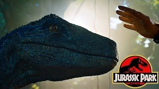 Why Blue Might Die In Jurassic World 3