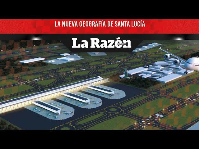 La nueva geografía de Santa Lucía