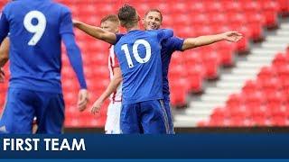 Marc Albrighton Goal | Stoke City 1 Leicester City 2