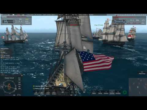 Naval Action: Port Battle: Jan 15 2016: Cayo Biscayno: US vs. British: The British are coming...