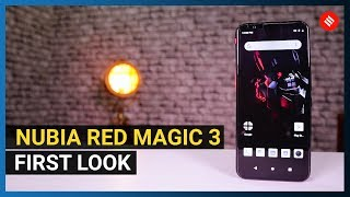 Nubia Red Magic 3 First Look: Gaming Smartphone With An Active Cooling System