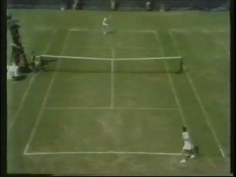 Rosie Casals Vs Margaret Court 1970 Us Open Youtube
