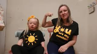 Makaton Song - You Are My Sunshine ☀️