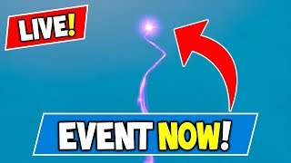 FORTNITE CUBE HIT LOOT LAKE RIGHT NOW! (FORTNITE BATTLE ROYALE) LIVE NOW!
