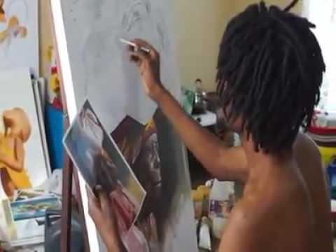 Wilson Ngoni- Botswana's greatest artist