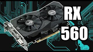 """Asus Radeon RX 560 Strix - gameplay e impressões com a placa que não é só um """"requentado"""""""