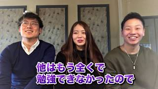 "【""imAdokI""先輩チャンネル】富山国際大学さつきちゃんをお招き!"