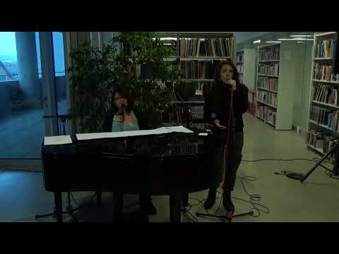 Flight (Craig Carnelia) - Jasmin Rose Patel and Agnes Hapsari