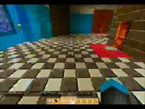 Super mario 64 map and Resource pack review! (Super mario 64 in ...