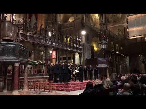 Adeste fideles (Basilica di San Marco)
