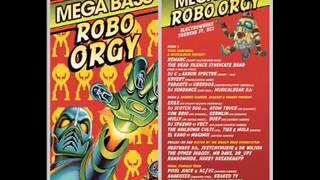 Aaron Spectre - Live at Mega Bass Robo Orgy
