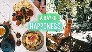 WHAT I EAT & DO TO BE HAPPY | Vegan on the Gold Coast 🌴