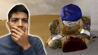 The Last Guest (A Roblox Sad Movie) Reaction