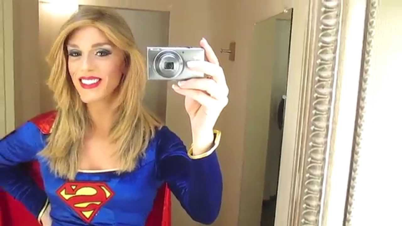 Super Girl and Sexy Demon - YouTube