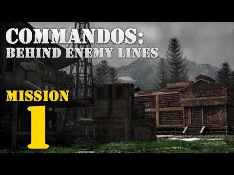 Commandos: Behind Enemy Lines -- Mission 1: Baptism of Fire
