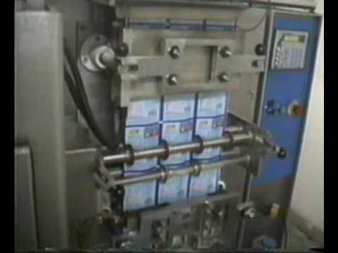 Máquina de Sachet 3 Vias 45gr