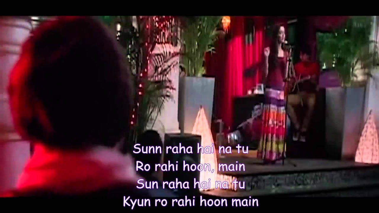 sun raha hai na female version(shreya ghosal) ashiqui 2 ...