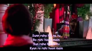 "karaoke ""SUN RAHA HAI NA TU"" ( FEMALE VERSION)"