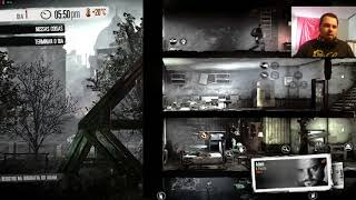 This war of mine #01 - Stories Father's Promise DLC PT-BR
