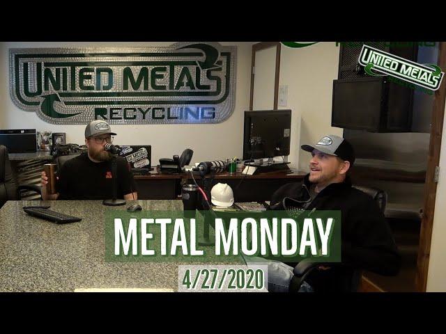 Metal Monday April 27th