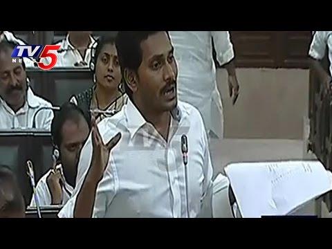 Dialogue War Between TDP & YCP | AP Assembly Sessions | TV5 News