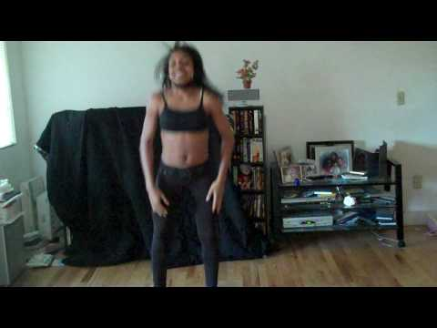 CIARA RIDE ft ludacris 15yr old dances