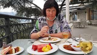 Ужин в гостинице Iberostar Bellevue Черногория