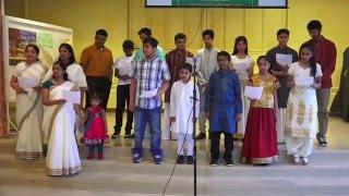 Download Hindi Video Songs - Aksharamala 2016 - Group Song