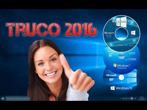 Descargar Windows 10, 7 y 8.1 cualquier ISO de Microsoft | TRUCO 2016