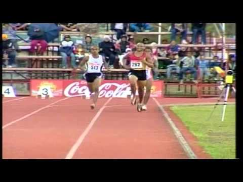 South Pacific Games 2003 Athletics